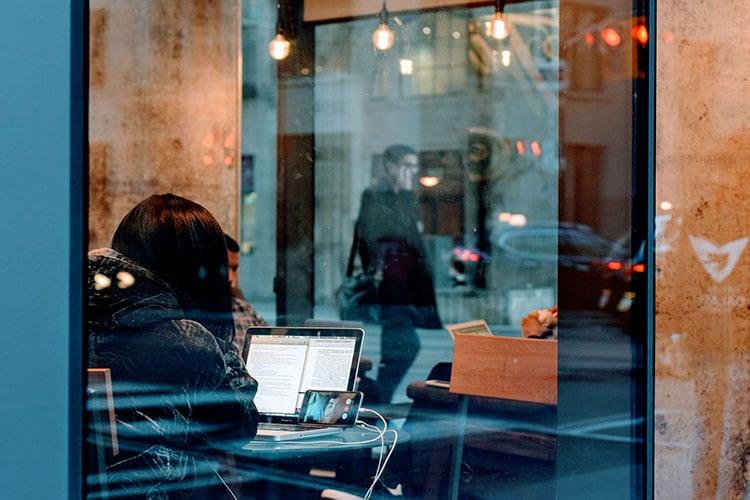 Trabalhando online