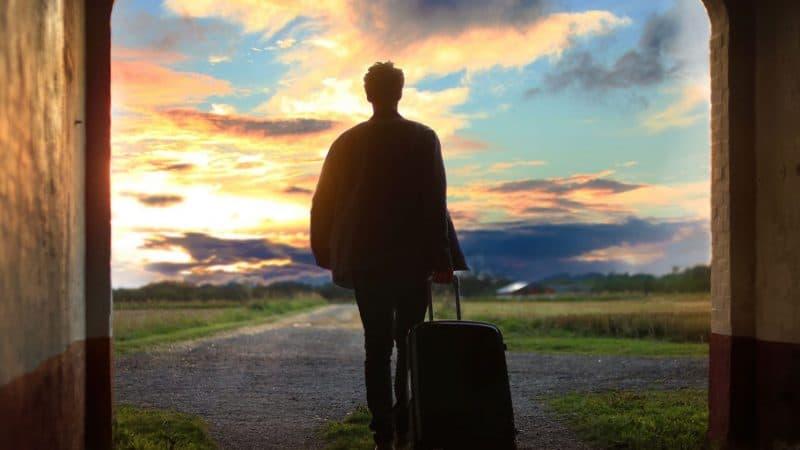 A arte de trabalhar online viajando o mundo